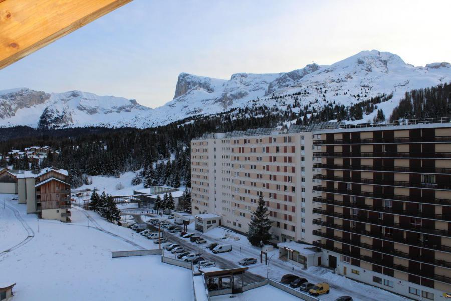 Vacaciones en montaña Estudio -espacio montaña- para 4 personas (FR63) - Les Chalets de SuperD Fraxinelle - Superdévoluy