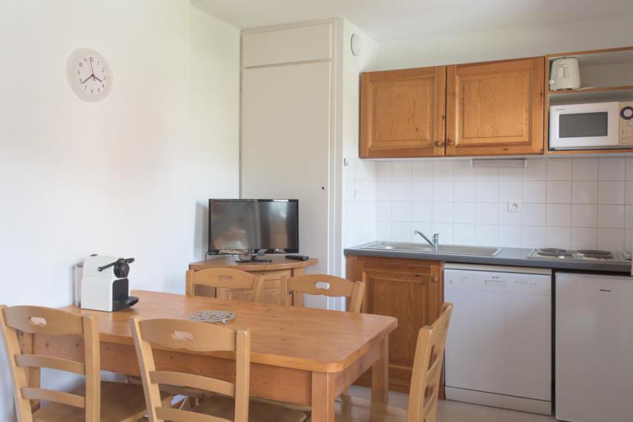 Wakacje w górach Apartament 2 pokojowy z alkową 6 osób (FR34) - Les Chalets de SuperD Fraxinelle - Superdévoluy - Aneks kuchenny