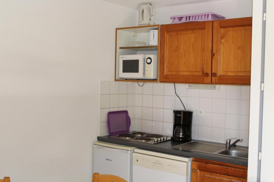 Wakacje w górach Apartament 4 pokojowy 8 osób (FR31) - Les Chalets de SuperD Fraxinelle - Superdévoluy - Aneks kuchenny