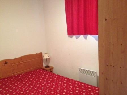 Vacaciones en montaña Apartamento cabina 2 piezas para 6 personas (FR23) - Les Chalets de SuperD Fraxinelle - Superdévoluy - Cama doble