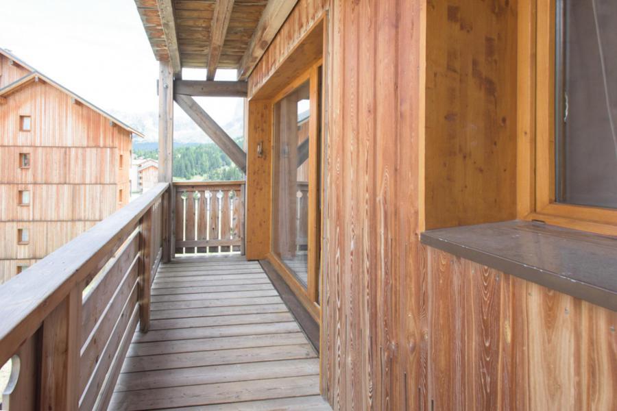 Vacaciones en montaña Apartamento cabina 2 piezas para 6 personas (FR34) - Les Chalets de SuperD Fraxinelle - Superdévoluy - Bañera