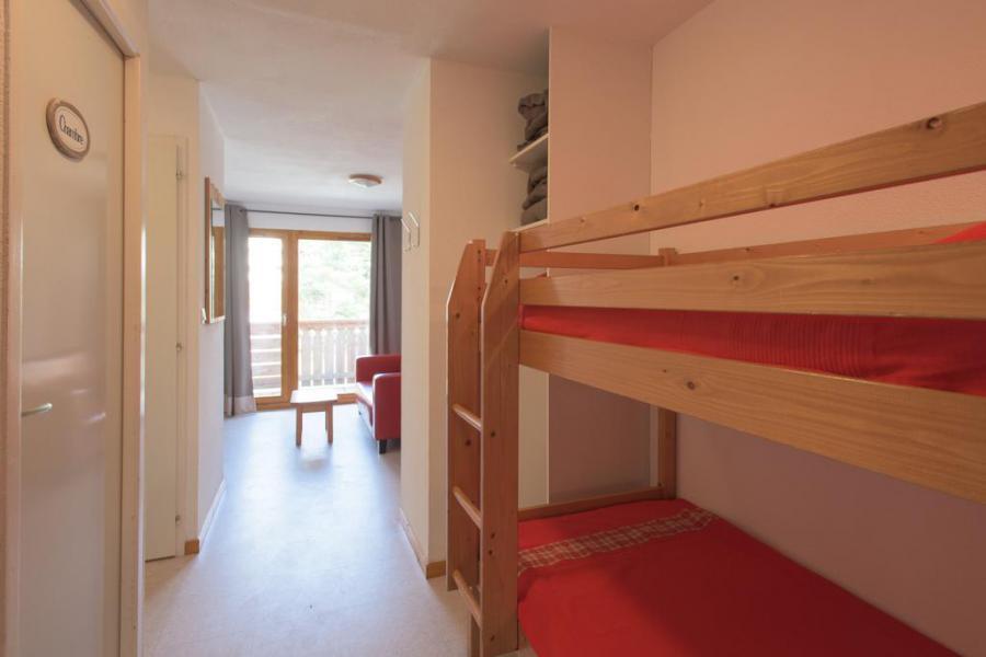 Vacaciones en montaña Apartamento cabina 2 piezas para 6 personas (FR34) - Les Chalets de SuperD Fraxinelle - Superdévoluy - Camas literas