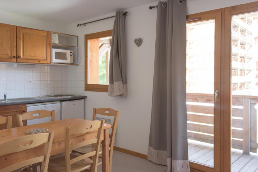 Vacaciones en montaña Apartamento cabina 2 piezas para 6 personas (FR34) - Les Chalets de SuperD Fraxinelle - Superdévoluy - Kitchenette