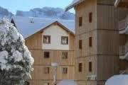 Vacaciones en montaña Apartamento cabina 2 piezas para 6 personas (GE24) - Les Chalets de SuperD Gentiane - Superdévoluy