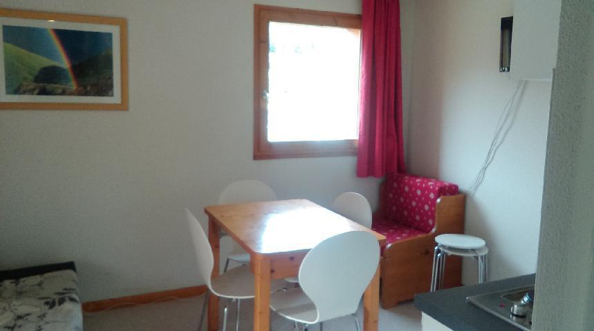 Wakacje w górach Apartament 3 pokojowy 4 osób (GE21) - Les Chalets de SuperD Gentiane - Superdévoluy - Jadalnia