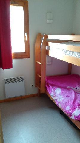 Vacaciones en montaña Apartamento 3 piezas para 4 personas (GE21) - Les Chalets de SuperD Gentiane - Superdévoluy - Camas superpuestas