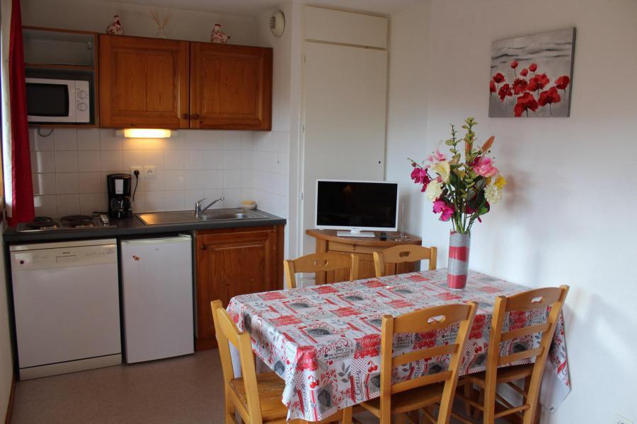 Vacaciones en montaña Apartamento cabina 2 piezas para 6 personas (HE52) - Les Chalets de SuperD Hélianthème - Superdévoluy