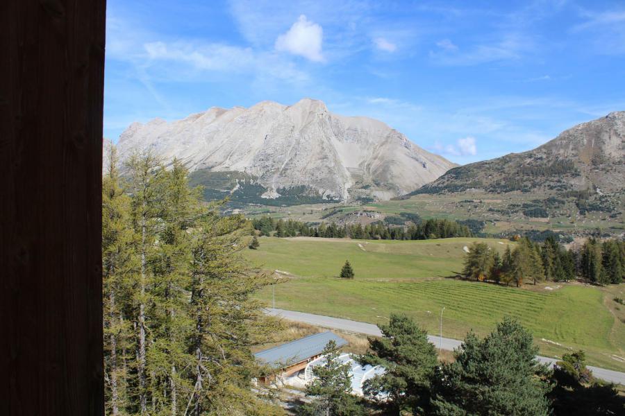 Vacaciones en montaña Apartamento 2 piezas para 4 personas (HE82) - Les Chalets de SuperD Hélianthème - Superdévoluy