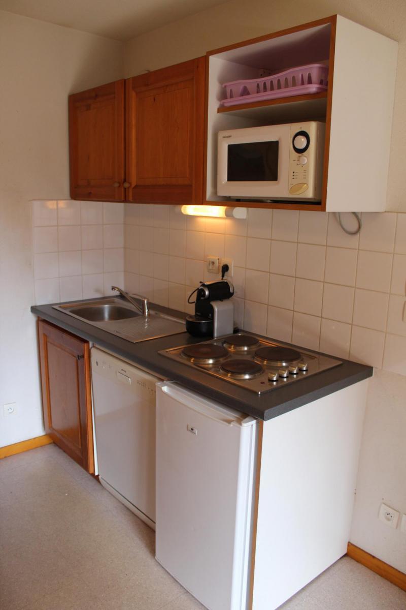 Vacaciones en montaña Apartamento 2 piezas para 4 personas (HE75) - Les Chalets de SuperD Hélianthème - Superdévoluy