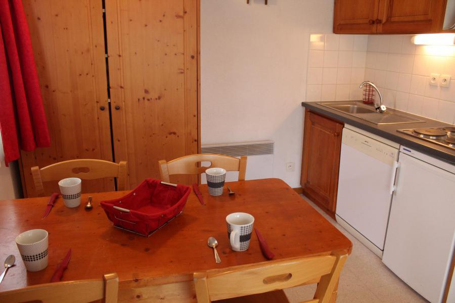 Vacaciones en montaña Apartamento 3 piezas para 4 personas (HE11) - Les Chalets de SuperD Hélianthème - Superdévoluy
