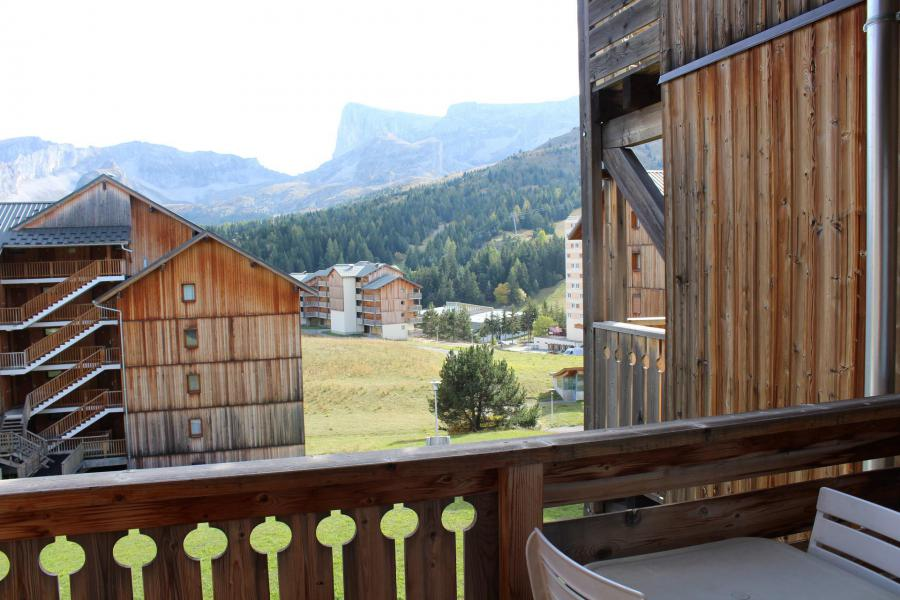Vacaciones en montaña Apartamento 4 piezas para 8 personas (HE45) - Les Chalets de SuperD Hélianthème - Superdévoluy