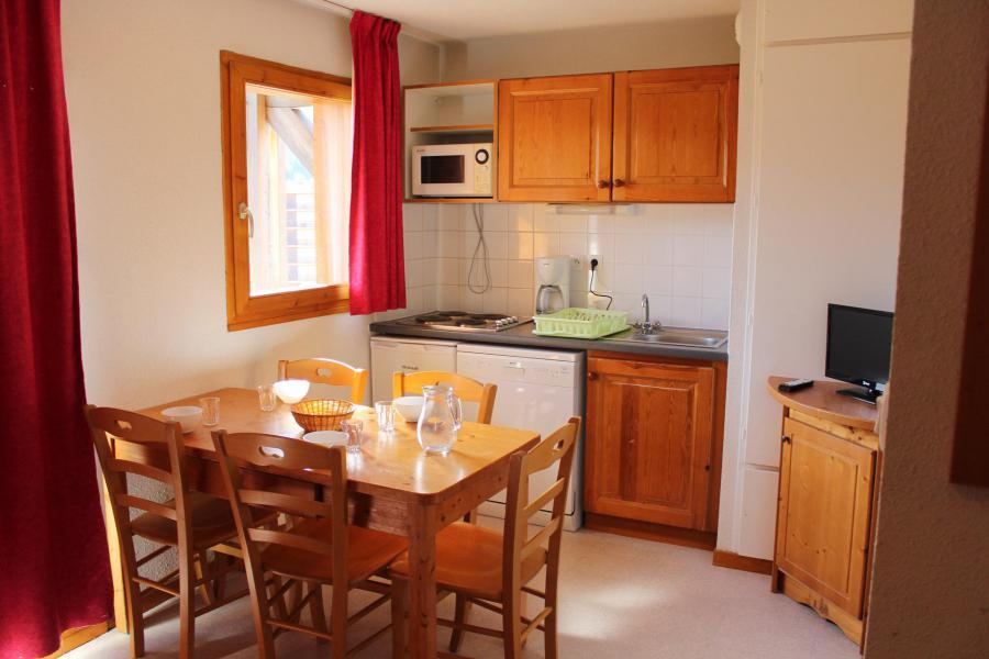 Vacaciones en montaña Apartamento cabina 2 piezas para 6 personas (HE62) - Les Chalets de SuperD Hélianthème - Superdévoluy