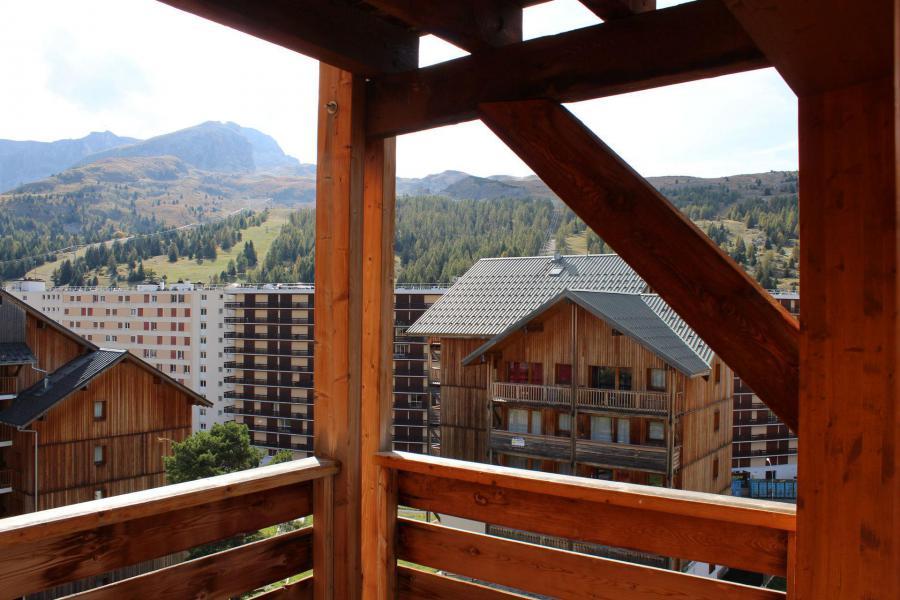 Vacaciones en montaña Apartamento 3 piezas para 4 personas (HE61) - Les Chalets de SuperD Hélianthème - Superdévoluy
