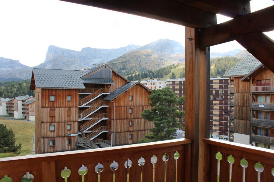 Vacaciones en montaña Apartamento 2 piezas cabina para 4 personas (HE41) - Les Chalets de SuperD Hélianthème - Superdévoluy