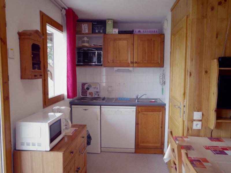 Vacaciones en montaña Apartamento cabina 2 piezas para 4 personas (HE14) - Les Chalets de SuperD Hélianthème - Superdévoluy