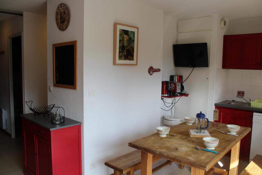 Vacaciones en montaña Apartamento cabina 2 piezas para 6 personas (HE33) - Les Chalets de SuperD Hélianthème - Superdévoluy