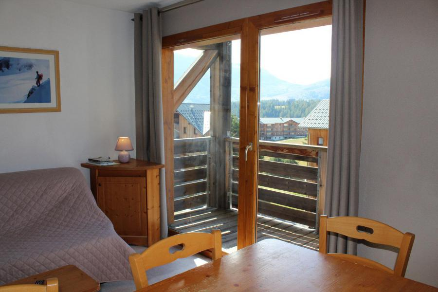 Vacaciones en montaña Apartamento cabina 2 piezas para 6 personas (HE54) - Les Chalets de SuperD Hélianthème - Superdévoluy