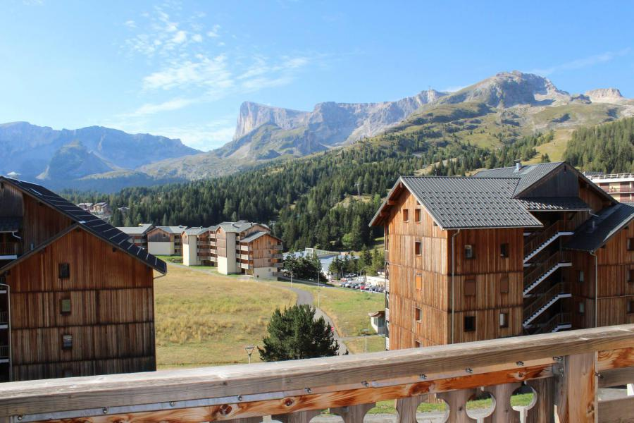 Wakacje w górach Apartament 2 pokojowy z alkową 6 osób (HE54) - Les Chalets de SuperD Hélianthème - Superdévoluy