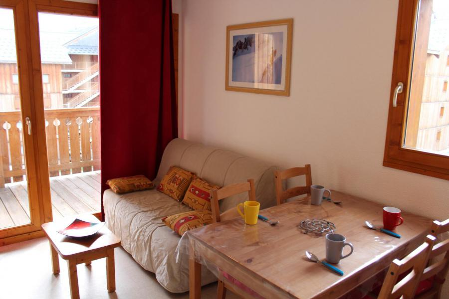 Wakacje w górach Apartament 2 pokojowy kabina 4 osób (HE41) - Les Chalets de SuperD Hélianthème - Superdévoluy