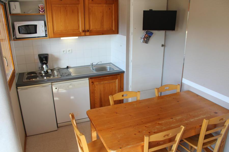 Vacaciones en montaña Apartamento cabina 2 piezas para 6 personas (HE54) - Les Chalets de SuperD Hélianthème - Superdévoluy - Cocina