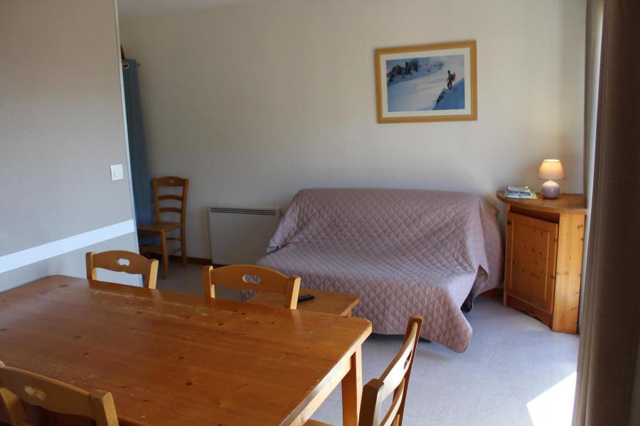 Vacaciones en montaña Apartamento cabina 2 piezas para 6 personas (HE54) - Les Chalets de SuperD Hélianthème - Superdévoluy - Kitchenette