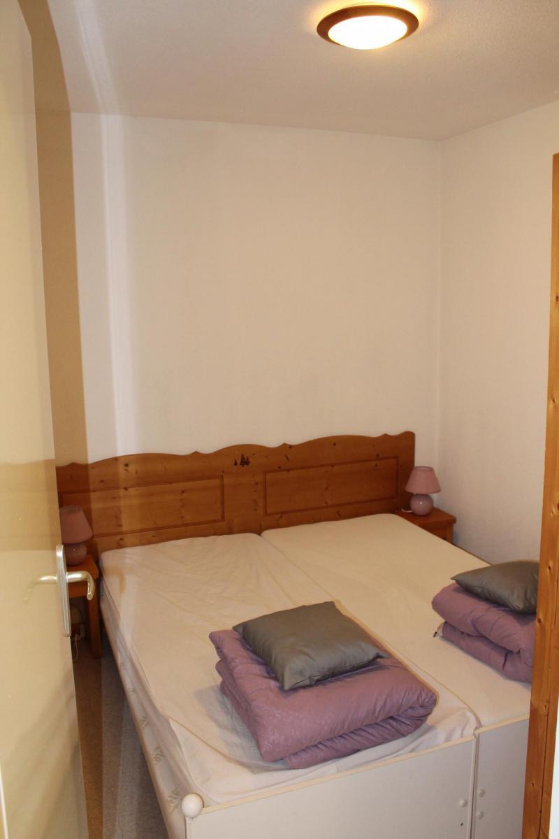 Vacaciones en montaña Apartamento cabina 2 piezas para 6 personas (HE54) - Les Chalets de SuperD Hélianthème - Superdévoluy - Sofá-cama