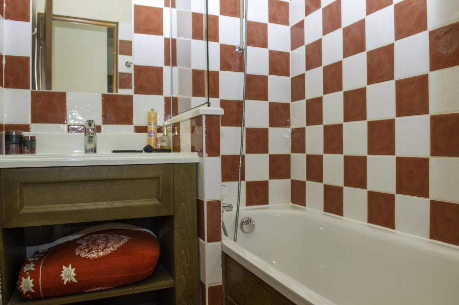 Urlaub in den Bergen Les Chalets de Valoria - Valloire - Badezimmer
