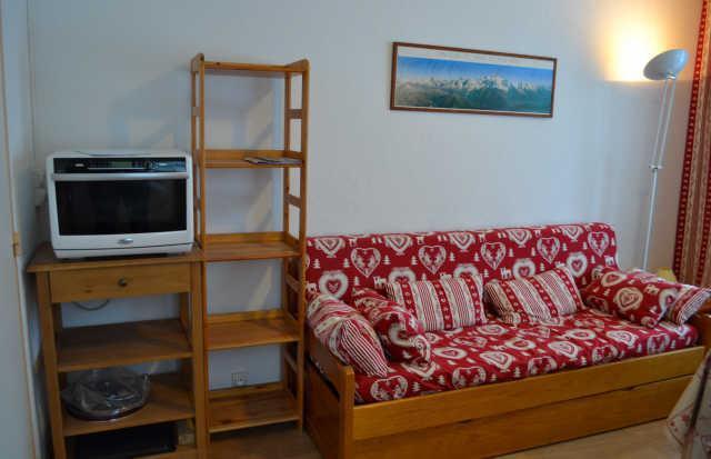 Vacances en montagne Appartement 2 pièces cabine 6 personnes (CHVB1) - Les Chalets de Very - Praz sur Arly