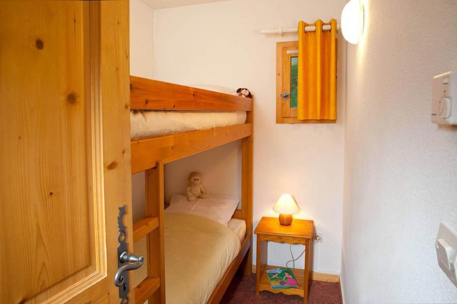 Каникулы в горах Les Chalets des Alpages - La Plagne - Двухъярусные кровати