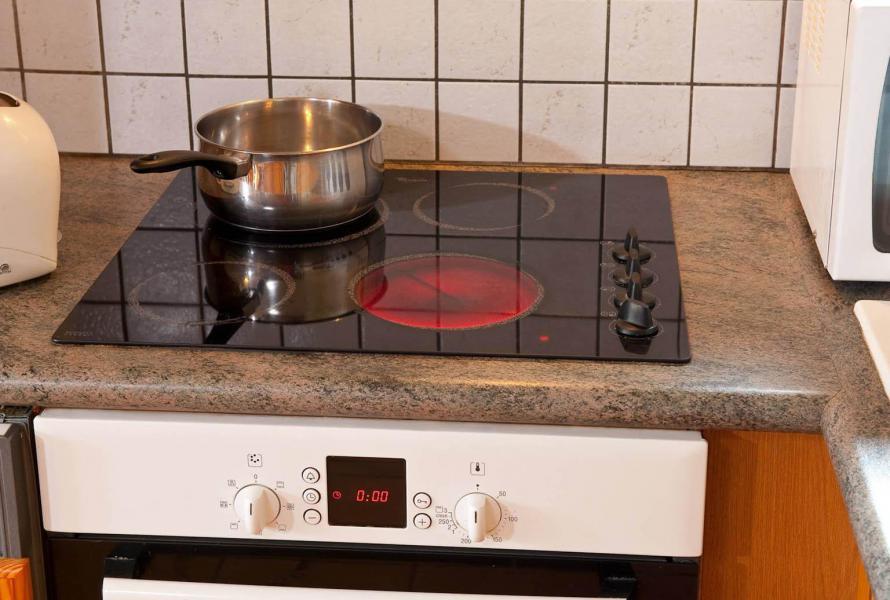 Каникулы в горах Les Chalets des Alpages - La Plagne - Кухня
