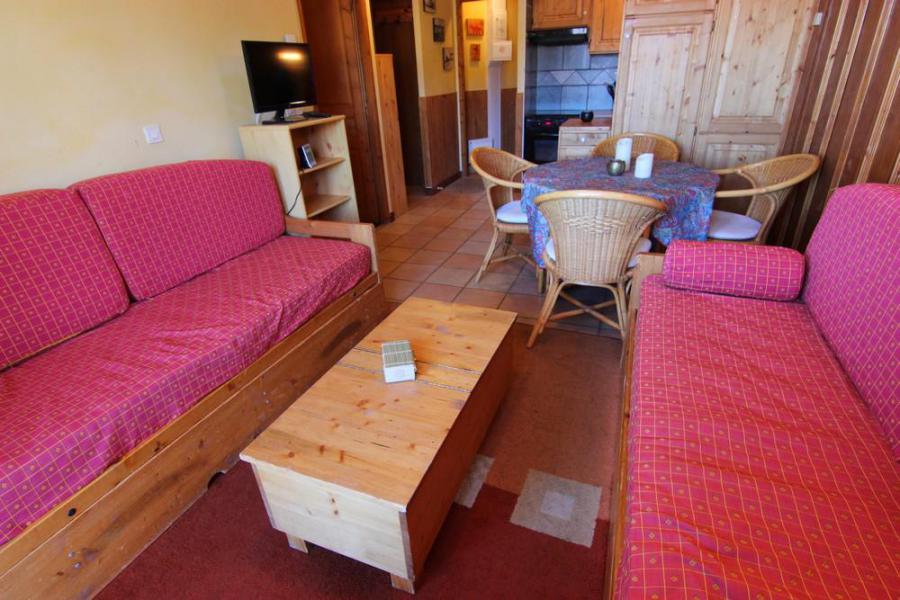 Vakantie in de bergen Appartement 2 kamers 5 personen (621) - Les Chalets des Balcons - Val Thorens