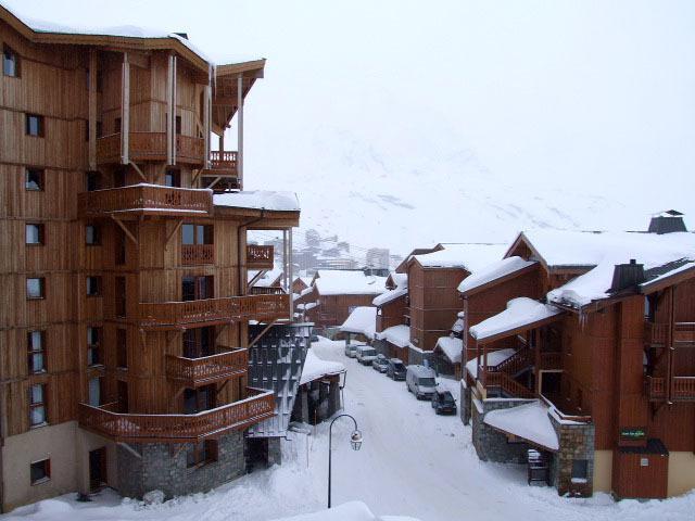 Vacances en montagne Les Chalets des Balcons - Val Thorens