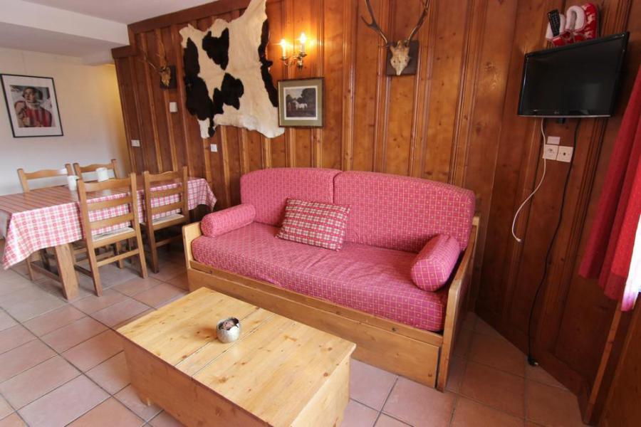 Vacances en montagne Appartement 3 pièces 6 personnes (630A) - Les Chalets des Balcons - Val Thorens - Logement