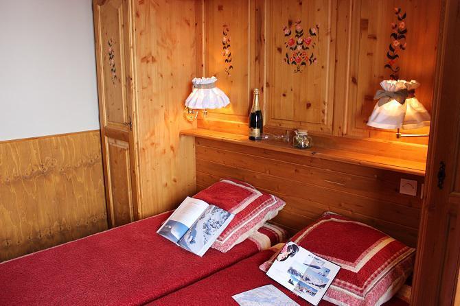 Vacances en montagne Appartement 3 pièces cabine 6 personnes (644) - Les Chalets des Balcons - Val Thorens - Chambre