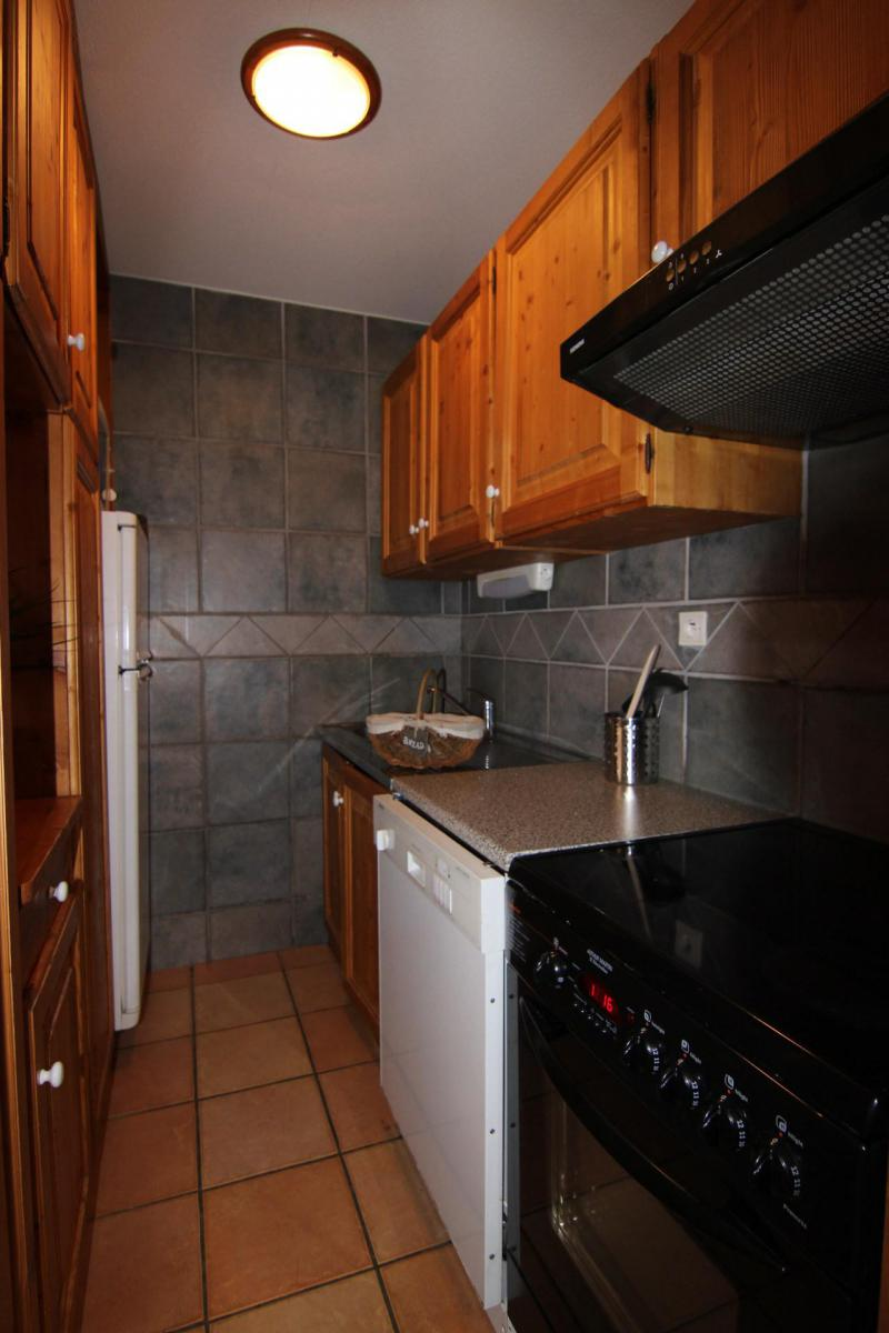Vacances en montagne Appartement 3 pièces cabine 6 personnes (644) - Les Chalets des Balcons - Val Thorens - Cuisine