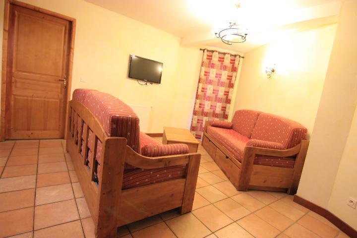 Vacances en montagne Appartement 4 pièces 6 personnes (625) - Les Chalets des Balcons - Val Thorens - Séjour