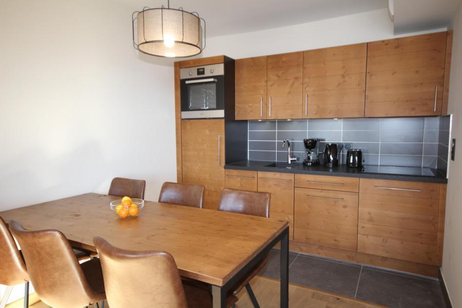Каникулы в горах Апартаменты 3 комнат 6 чел. (F22) - Les Chalets des Cimes - Les Saisies - Небольш&