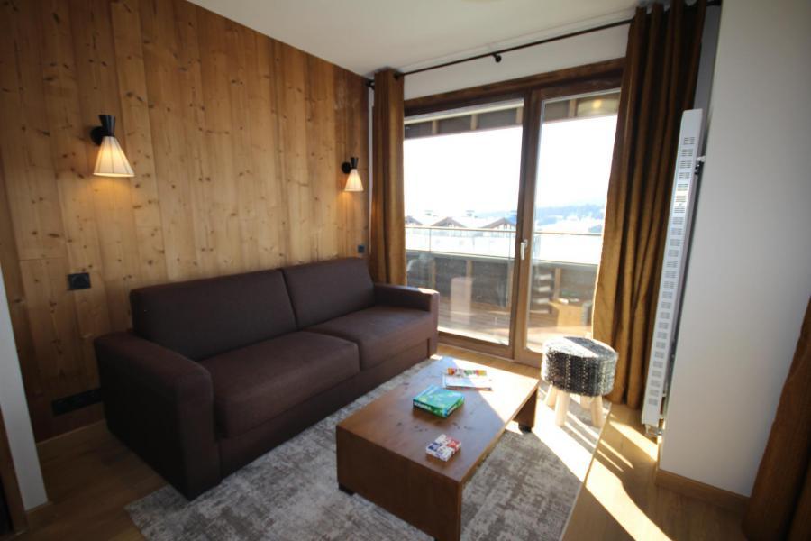 Каникулы в горах Апартаменты 3 комнат 6 чел. (F22) - Les Chalets des Cimes - Les Saisies - Салон