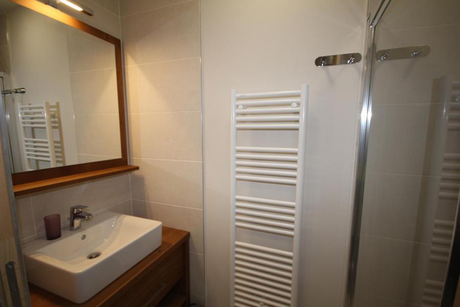 Каникулы в горах Апартаменты 3 комнат 6 чел. (F22) - Les Chalets des Cimes - Les Saisies - Умывальник