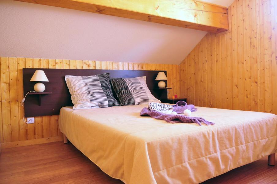 Vakantie in de bergen Les Chalets des Ecourts - Saint Jean d'Arves - Kamer