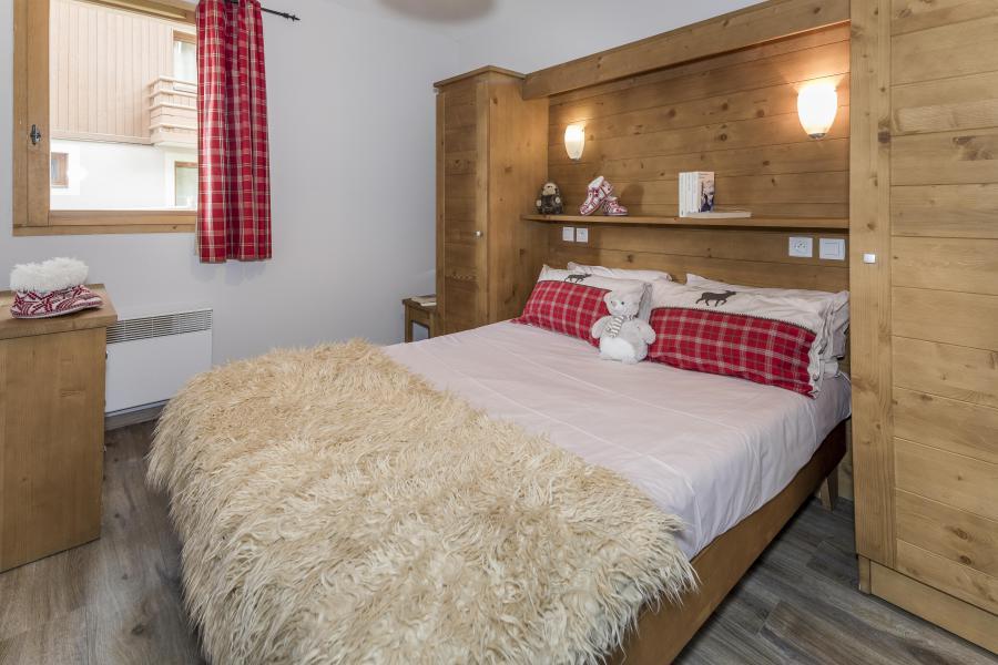 Vacances en montagne Appartement duplex 4 pièces 8 personnes - Les Chalets Des Rennes - Vars - Lit double