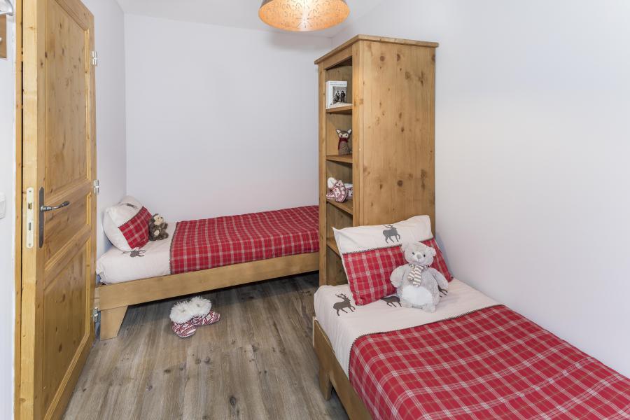 Vacances en montagne Appartement duplex 4 pièces 8 personnes - Les Chalets Des Rennes - Vars - Lit simple