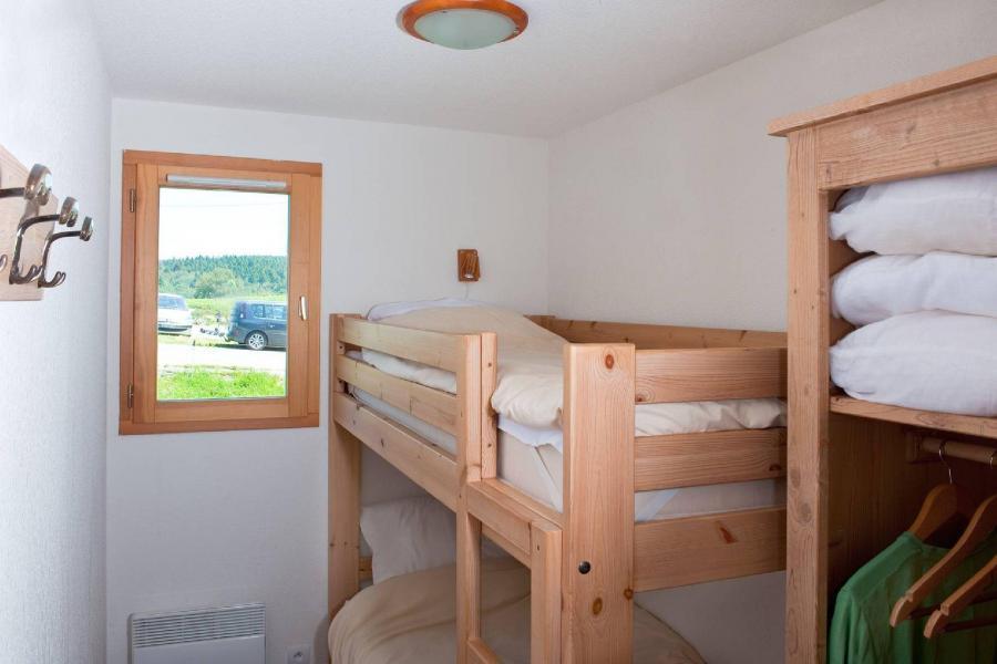 Urlaub in den Bergen Les Chalets du Berger - La Féclaz - Stockbetten