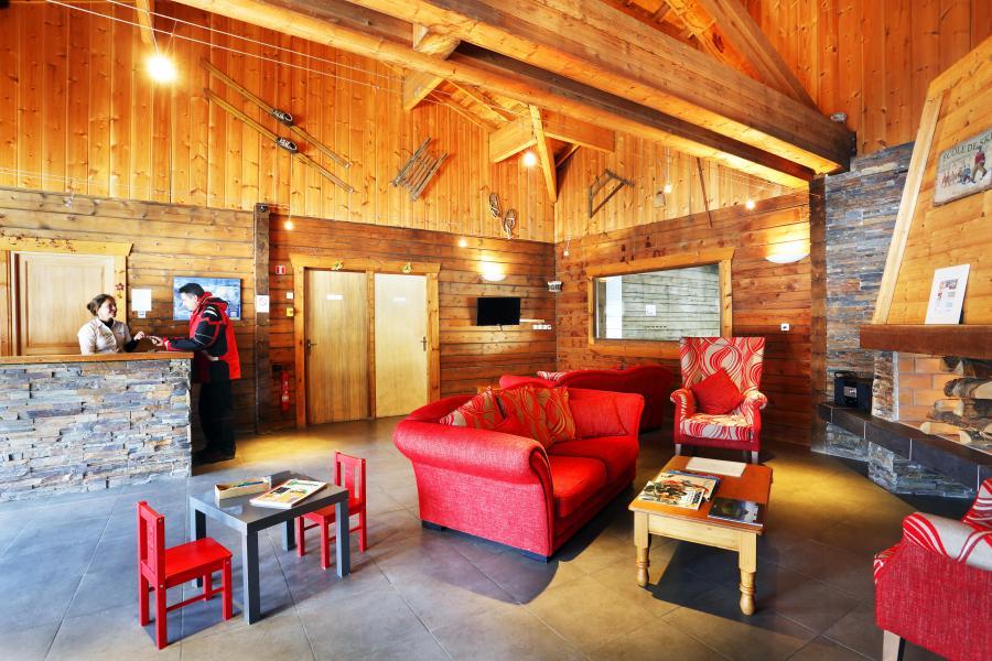 Urlaub in den Bergen Les Chalets du Bois de Champelle - Morillon - Rezeption