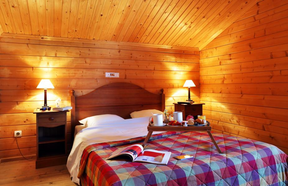 Urlaub in den Bergen Les Chalets du Bois de Champelle - Morillon - Schlafzimmer