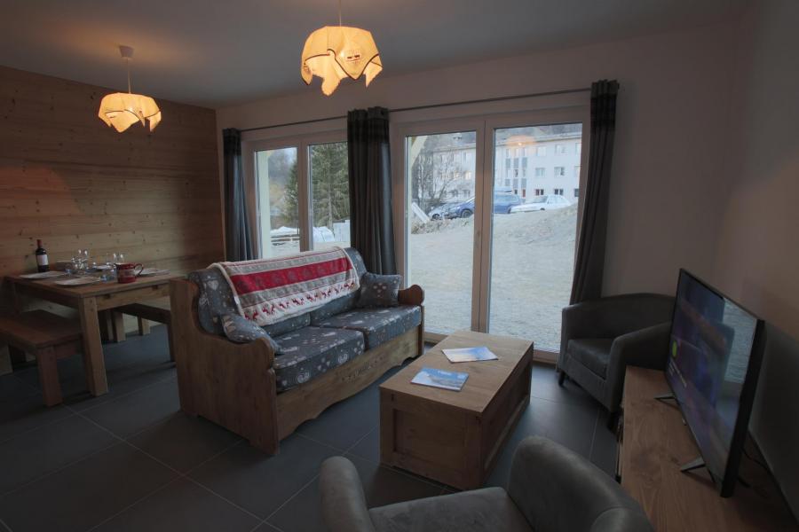 Vacaciones en montaña Apartamento 3 piezas para 4 personas (1) - Les Chalets du Grand Galibier - Valloire