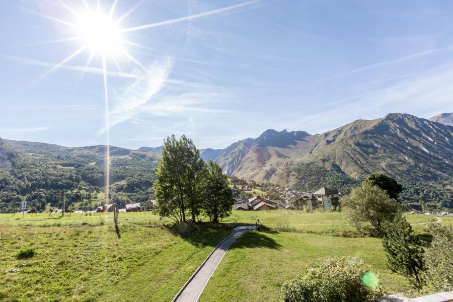 Location au ski Appartement 4 pièces 8 personnes (C10) - Les Chalets du Gypse - Saint Martin de Belleville - Extérieur été