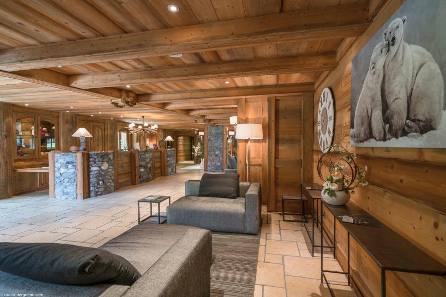 Vacances en montagne Les Chalets du Gypse - Saint Martin de Belleville - Réception