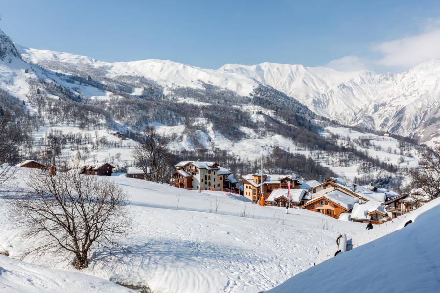 Vacances en montagne Les Chalets du Gypse - Saint Martin de Belleville