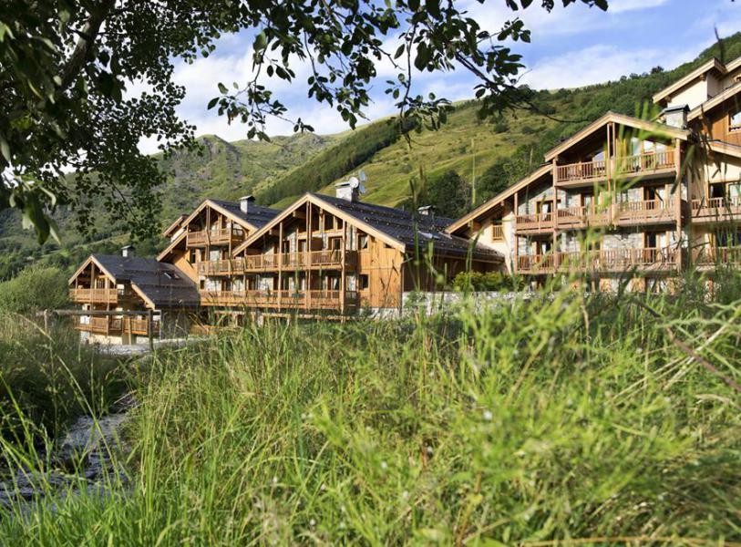 Каникулы в горах Les Chalets du Gypse - Saint Martin de Belleville